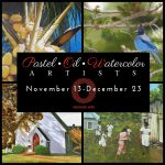 Pastel-Oil-Watercolor Artists of Casselberry, Florida