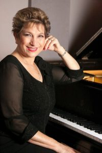 Carol Stein: The Piano Lady!