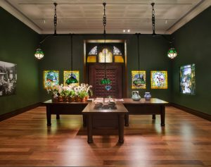 Tours of Louis Comfort Tiffany's Laurelton Hall