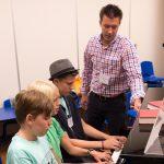 Saint Andrew's Conservatory Summer Music Academy