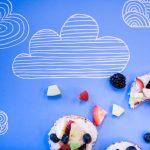 Little Chef: Rainbow Fruit Pizza