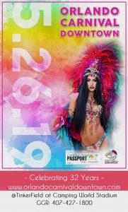 Orlando Carnival Downtown 2019