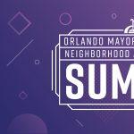 Neighborhood and Community Summit