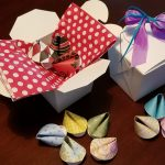 Paper Fortune Cookie Workshop