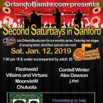 Second Saturdays in Sanford