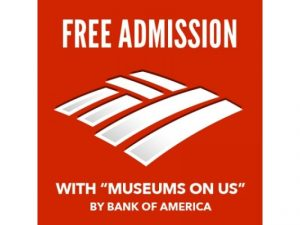 Museums On Us Weekend