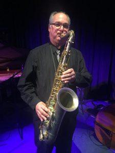 Eddie Marshall's Blue Bamboo Big Band