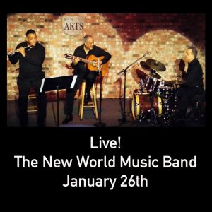 The New World Music Band: Caribbean Salsa, Live at...