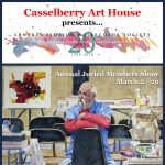 Central Florida Watercolor Society: 20th Anniversary Exhibit