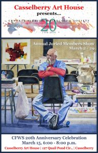 Central Florida Watercolor Society: 20th Anniversa...