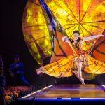 Cirque du Soleil brings its new show, Luzia, to Orlando