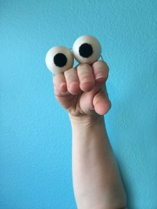 Intro to Hand Puppetry Session 1: The Basics