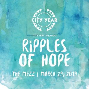 City Year Orlando's Ripples of Hope