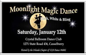 Moonlight Magic Dance