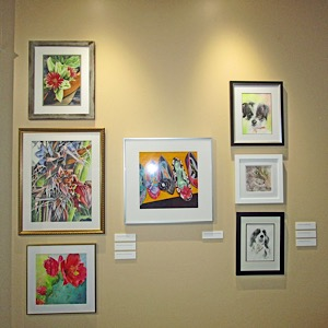 Central Florida Watercolor Society Annual Juried M...
