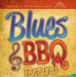 8th Annual Winter Garden Blues & BBQ Festival