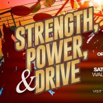 CFSOF Presents: Strength, Power, & Drive