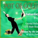 Pot O'Gold Ballroom Dance Party