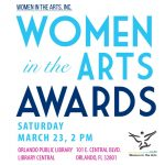 2019 Women in the Arts Awards
