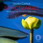 "Laura Garza ""Sanctuaries"" March 1-31 Studio Gallery at Osceola Arts in Kissimmee"