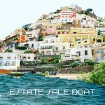 Estate Sale Boat