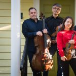 Fernwood String Quartet presents Air from Another Planet