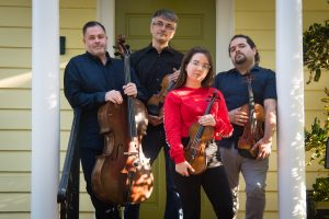 Fernwood String Quartet presents Air from Another ...