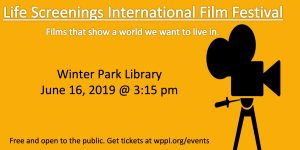 Life Screenings International Film Festival