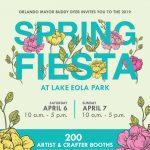 Spring Fiesta in the Park
