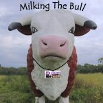Milking The Bull, By The Humor Mill Orlando