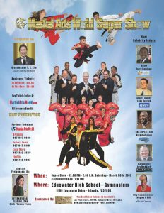 2019 Orlando Martial Arts World Super Show