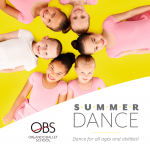 Ballet Summer Session (Ages 8-12)