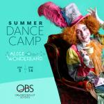 "Summer Dance Camp ""Alice in Wonderland"" (Ages 6-12)"