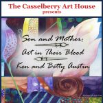 Son & Mother: Art in Their Blood (The Artwork of Ken and Betty H. Austin)