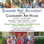 City of Casselberry's 2019 Summer Art Academy
