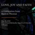 Love, Joy & Faith: A Celebration From Bach to Thomas