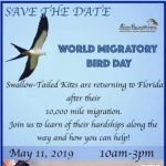 Swallow-Tailed Kite Return Celebration and Kids Plastic Recycle Contest