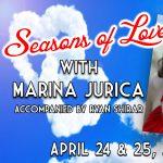 Spotlight Cabaret Series: Marina Jurica