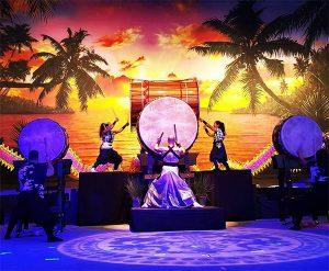 Taiko Drum Performance by Ronin Taiko