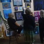 Stories and Words Art Show