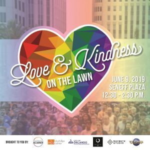 Love and Kindness on the Lawn