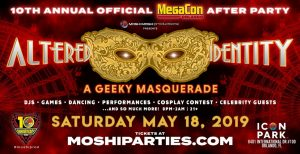 ICON Park hosts Official MegaCon After Party