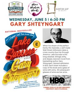 Wine ◊ Wisdom ◊ Words Presents: Gary Shteyngar...