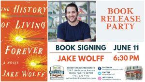 Jake Wolff Book Signing