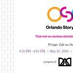 Orlando Story Club at Orlando Fringe