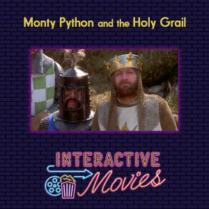 POSTPONED: Monty Python and the Holy Grail Sing-Al...