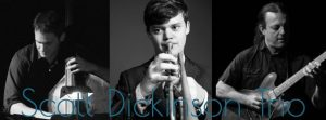 Scott Dickinson Trio