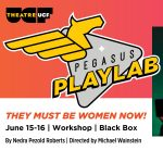 Pegasus PlayLab: They Must Be Women Now!