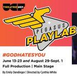 Pegasus PlayLab: #GodHatesYou