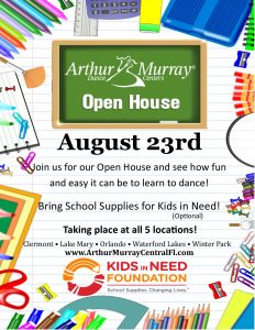 Arthur Murray Open House